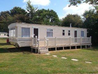 Family Owned Caravan Isle Of Wight, Near Bembridge, St Helens, Ryde