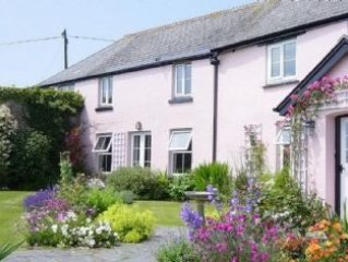 Brilliant Country Location Near Coastal Path Free Ferry from South Sands to Town