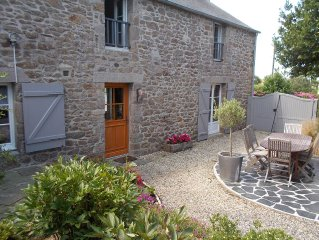 Rental house near Saint Malo
