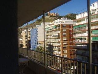 Cullera: Apartamento en residencia