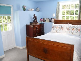 Cottage Close To The Coastal Path and  Beaches Of  Borth Y Gest & Morfa Bychan