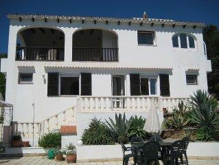 Villa In S'Albufera Near Es Grau, Menorca, Balearic Islands