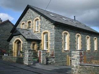 Luxury Converted Chapel in Snowdonia
