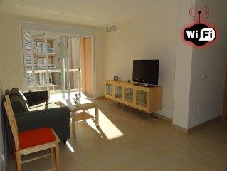 Apartamento Playa de Palma / 150 metros de Balneario 11 WiFi & Deutsche TV