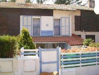 villa patio Atlande agreable  bien equipee climatisee 4/6 pers  wifi