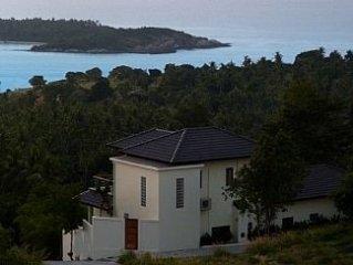 Luxury Eco Sea View Villa With Private Pool