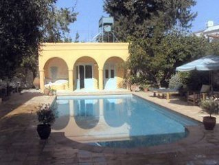 Summer House & Pool as featured in BBC Good Homes