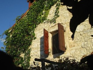 Rustic Villa In Small Istrian Village