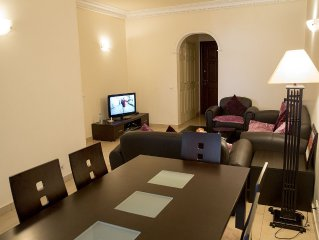 Appartement haut standing avec internet 3G wifi quartier racine maarif casablanc