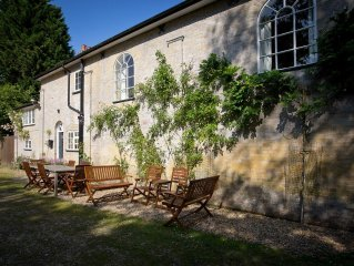 Direct access New Forest Sleeps 8, luxury house