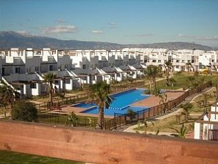 Lovely 1st Floor Apartment In Condado De Alhama (Jardines 13), Murcia, Spain