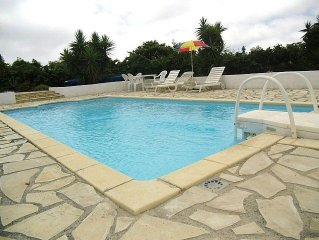 Secluded Apartment With Private Pool In A Peaceful Location, Views Of The South