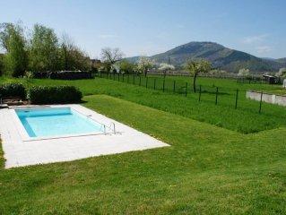 Maison avec piscine chauffé et Spa