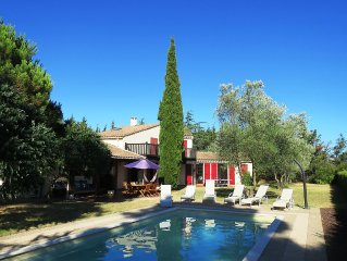 Villa With Pool & Garden Set Within Private Estate With Beautiful Country Views