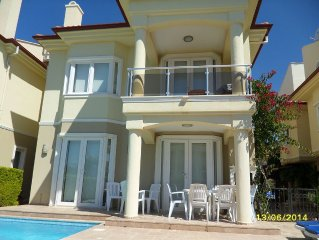 Luxury Villa in Seaside Complex with Private Pool