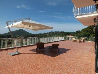 Sperlonga-Itri Villa 5 bedroom