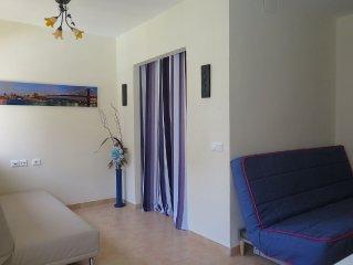 Adorable apartamento a 50 m de playa muy soleado