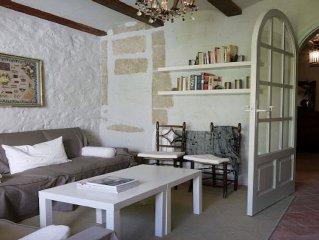 Lujosa casa de pueblo en Javea