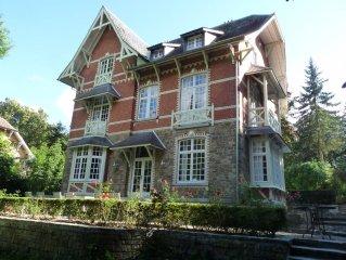 Magnifique  Villa de standing entierement renovee a Spa