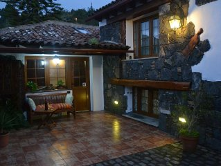 Beautiful Canarian Cottage In Typical Canarian Village