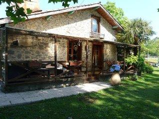 Maison landaise du 18 eme, avec piscine, la 'campagne' a 15 mn d'Hossegor plage