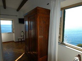 A Riomaggiore Cinque Terre con aria condizionata