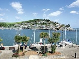 Well Presented Cottage With Stunning Views Over  River Dart Across To Kingswear