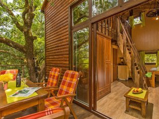 Treehouse at Cadmos Village
