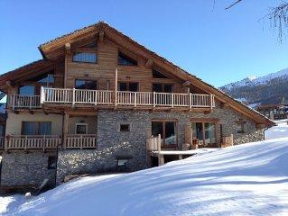 Chalet Clotes per amanti dello sci e della natura