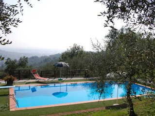 Amazing old mansion built in the year 1665 with panoramic PRIVATE pool