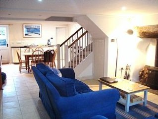 Child Friendly Cottage Near Dartmouth And A Blue Flag Beach