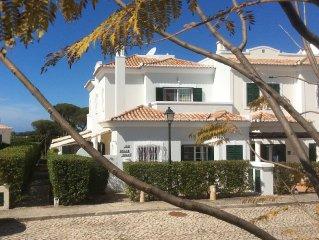 Stunning villa in Vale do Lobo, private pool, air con & broadband