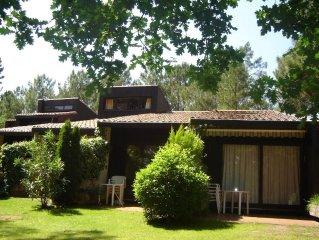Pavillon au Calme à Lacanau Océan