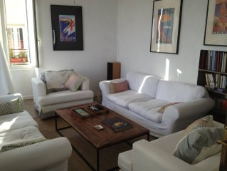 Bastia center - Renovated apartment 125m2 & light