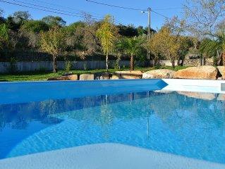 Litet, mysigt Guesthouse / B & B med pool !