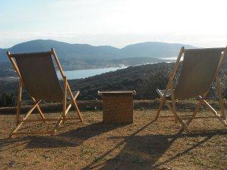 serenite en pleine nature proche des plaisirs des plus belles plages du Valincu