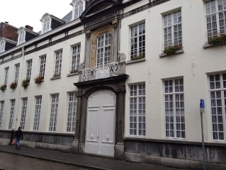 Duplex flat in the heart of Antwerp