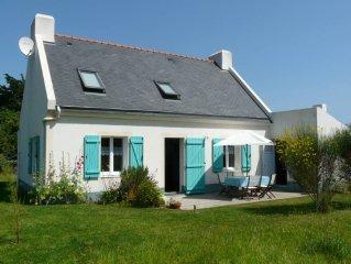 Maison de charme à Belle-Ile-en-mer - Voiture prêtée gratuitement.