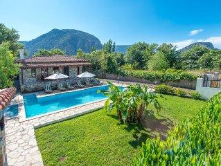Villa In Beautiful Location, Private Pool
