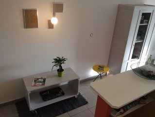 Nice apartment for 6 minutes walk from the beache