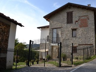 Villa Lucciola With Outdoor Heated Private Pool And Jacuzzi