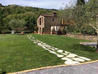 VILLA SERENITA'  Villa in esclusiva con piscina nei dintorni di Lucca
