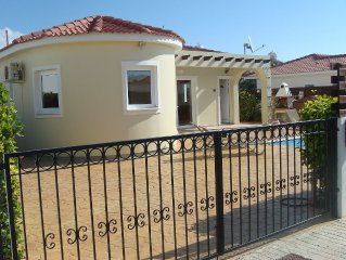 2 Bedroom Bungalow with Private Pool