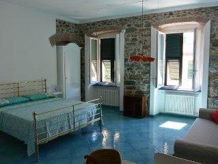Romantic studio at the hearth of Riomaggiore (Cinque Terre)