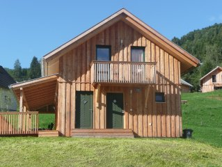 Lovely chalet, sleeps 10,  in the Austrian Alps with WiFi & Sauna