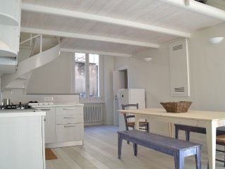 Terra Azzurra - Beautiful bright apartment in centre of Finale, 2 min from beach