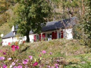 Grande maison dans le station de ski Domain du Tourmalet