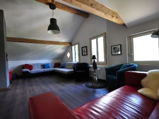 AUTUMN SPECIAL! (3 NIGHTS)  CHF 999.-  SLEEPS 12
