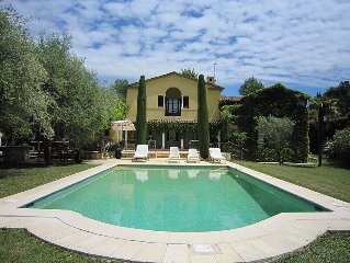 Enjoy This Incredibly Beautiful Villa With Private Pool & Private Tennis Court