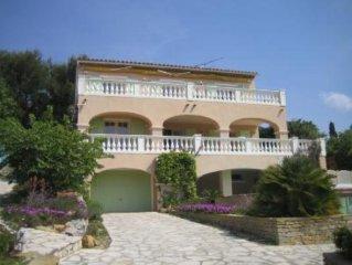Villa Standing 160m2 piscine, Mer et Circuit Le Castelet Formule 1 -